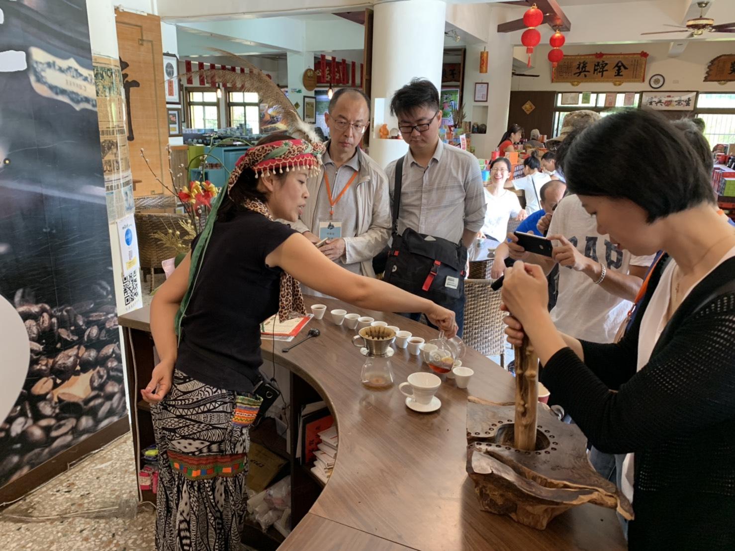 陸駐台媒體參訪 推廣花蓮觀旅